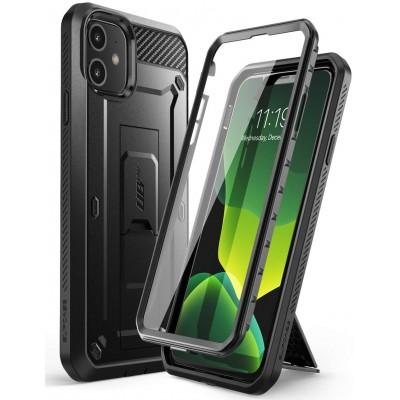 Husa iPhone 11 Pro Supcase Unicorn Beetle Pro- Negru