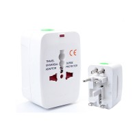 ADAPTOR  priza AC  universal de calatorie ALL IN ONE EU\UK\SUA