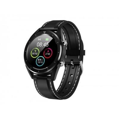 Smart Watch IP68 Waterproof Fitness Tracker Monitorizare batai inima compatibil Android