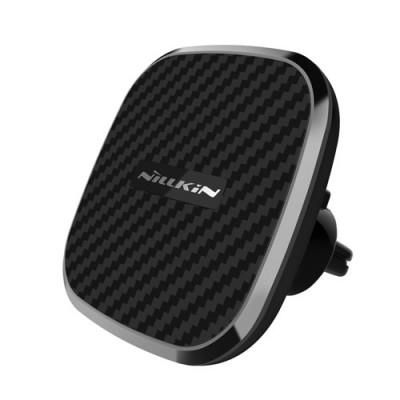 Incarcator Wireless masina NILLKIN 2 in 1 Incarcator + suport magnetic pentru telefonul  mobil
