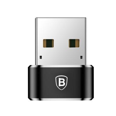 Adaptor USB  BASEUS  USB Tata la Tip C Mama