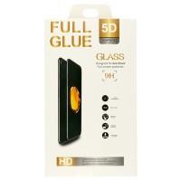 Folie sticla HUAWEI MATE 20 BLACK, Full Glue, 5 D