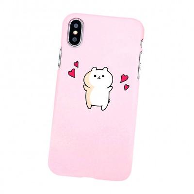Carcasa  LOVE Heart Cute din PC pentru iPHONE 7