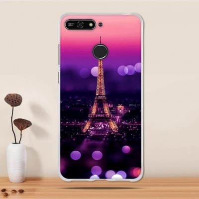 Crcasa TPU moale Funda HONOR A6