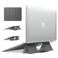 Suport laptop pliabil Ringke 2 gri (ACST0011)