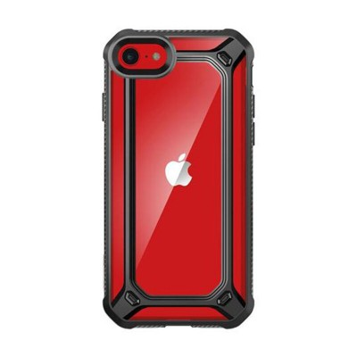 Husa iPhone 8 Supcase Unicorn Beetle Exo, negru