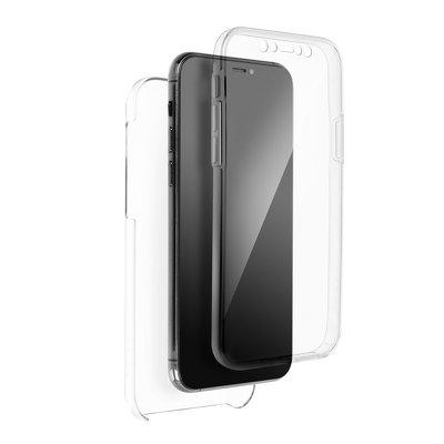 Carcasa dubla silicon transparent pentru Xiaomi REDMI 8A