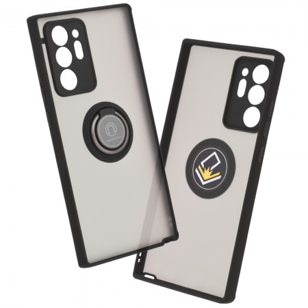 Carcasa telefon Techsuit - Glinth - Samsung Galaxy Note 20 Ultra, negru