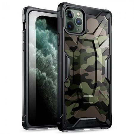 Poetic - Affinity - Apple iPhone 11 Pro MAX - Camo