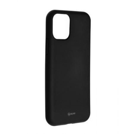 Husa Roar Colorful Jelly silicon mat  Iphone 11 Pro Max negru