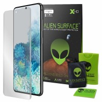Folie Regenerabila Samsung Galaxy S20 5G Alien Surface XHD Case Friendly - Clear