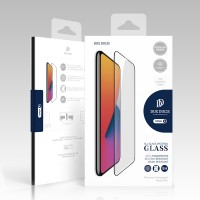 Dux Ducis - folie sticla securizata - Huawei P Smart Z, negru